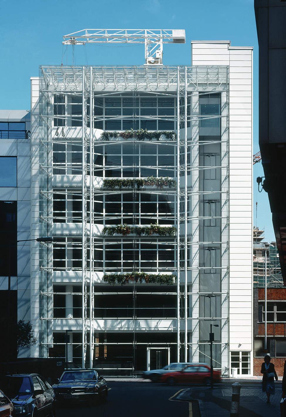 Ellis Miller Achitects 83–85 Mansell Street, London