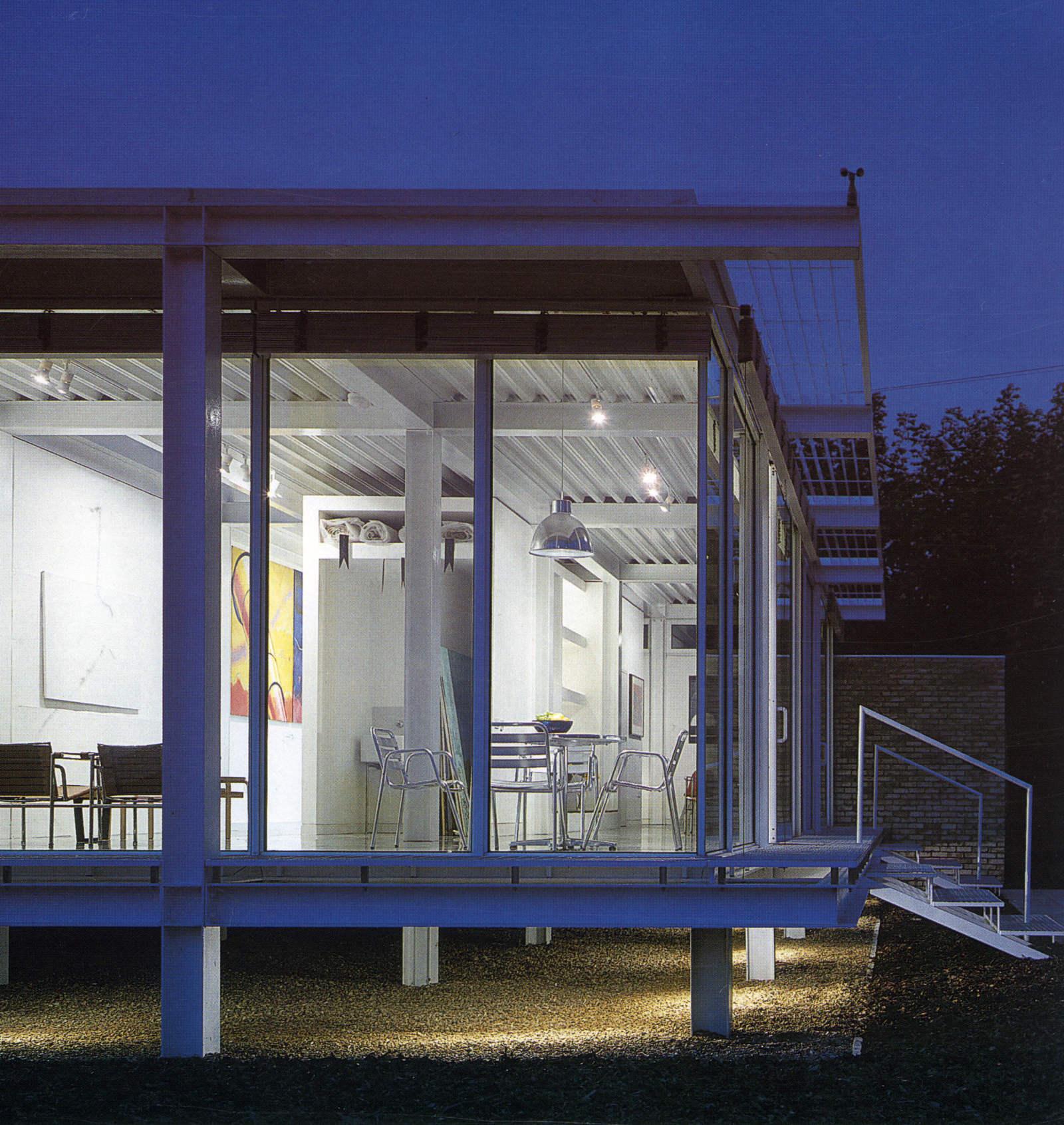 Ellis Miller Achitects Reyner Banham Studio, Ely