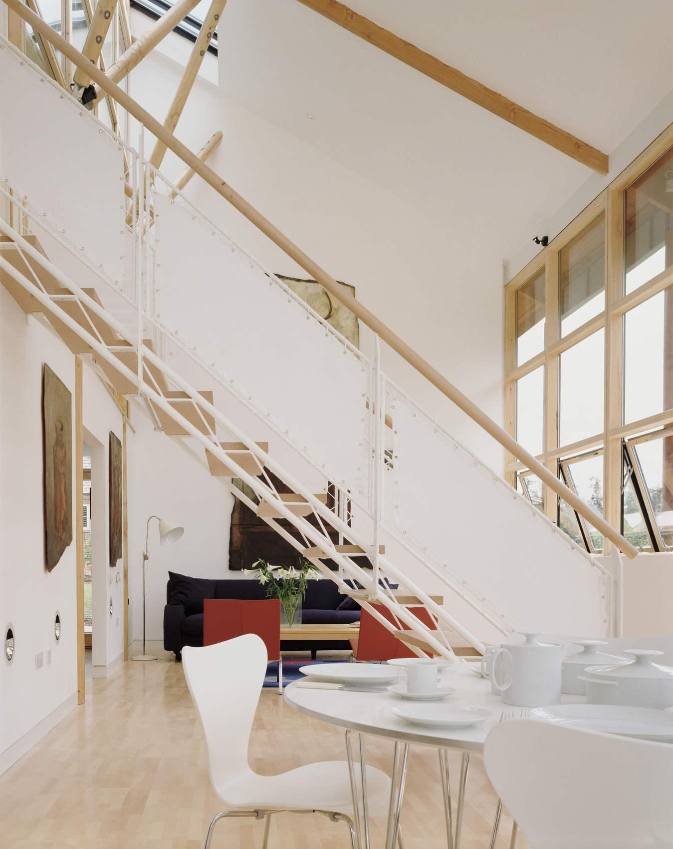 Ellis Miller Achitects Eco House, Milton Keynes