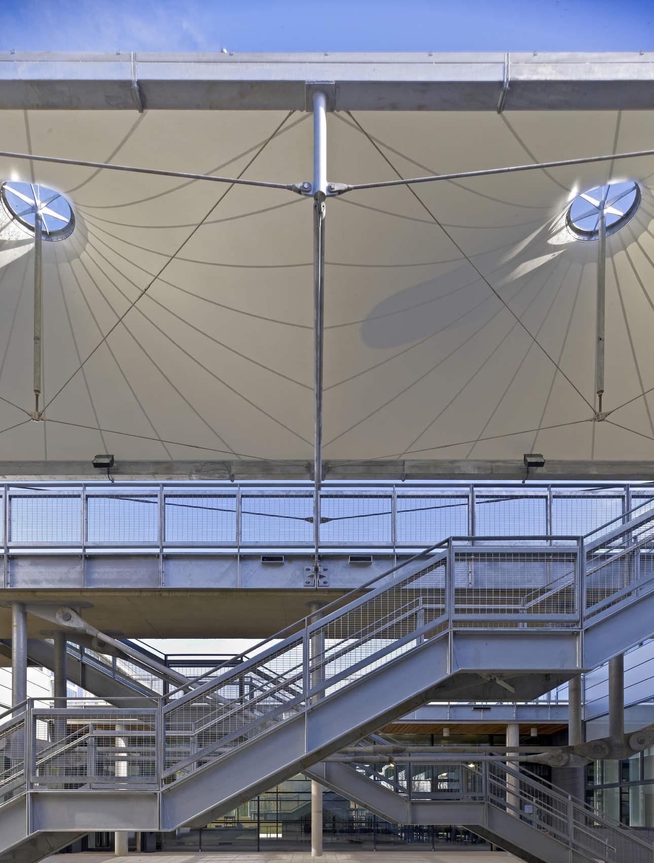 Ellis Miller Achitects Catmose Campus, Oakham