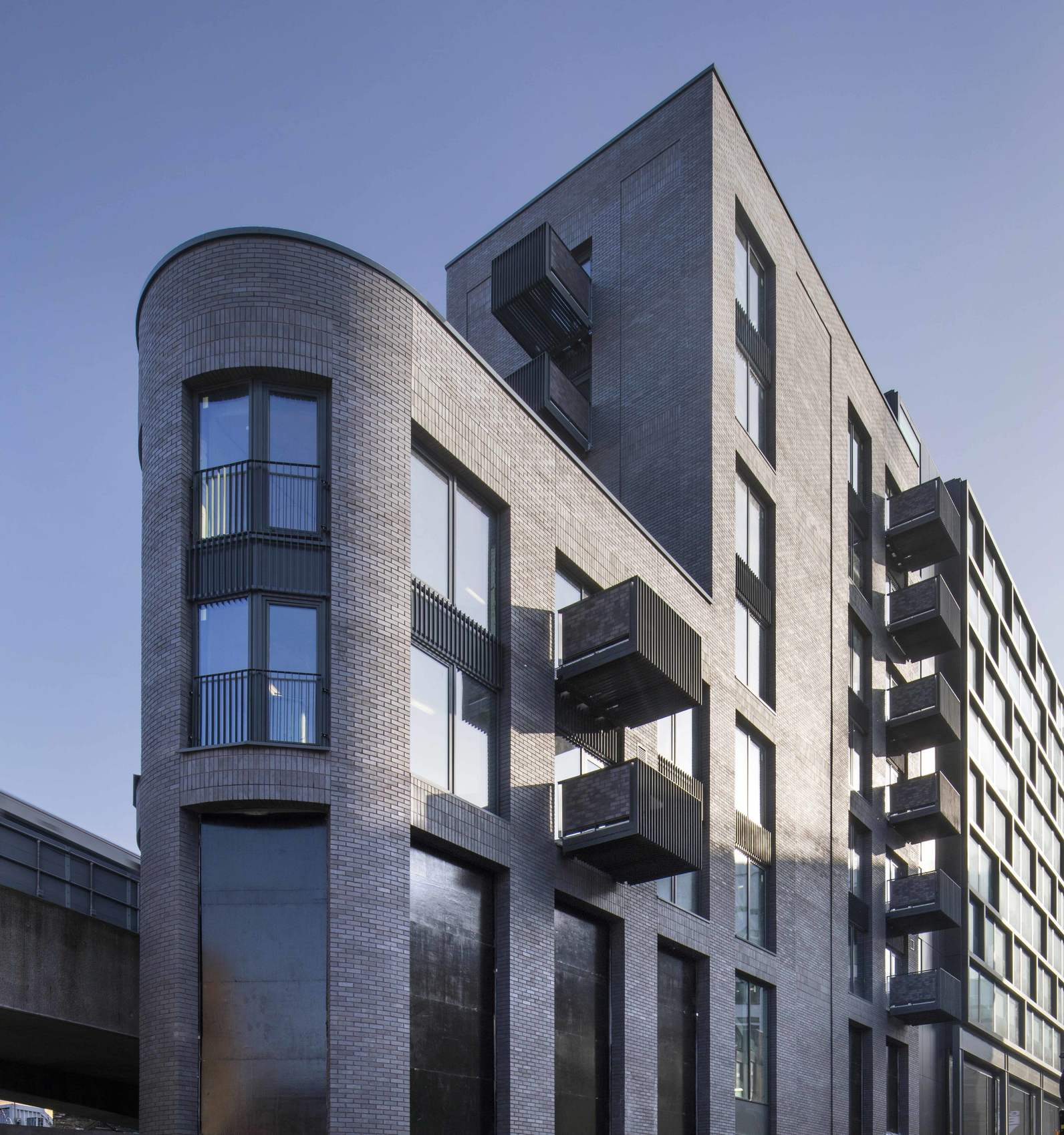 Ellis Miller Achitects King John Court Apartments, London