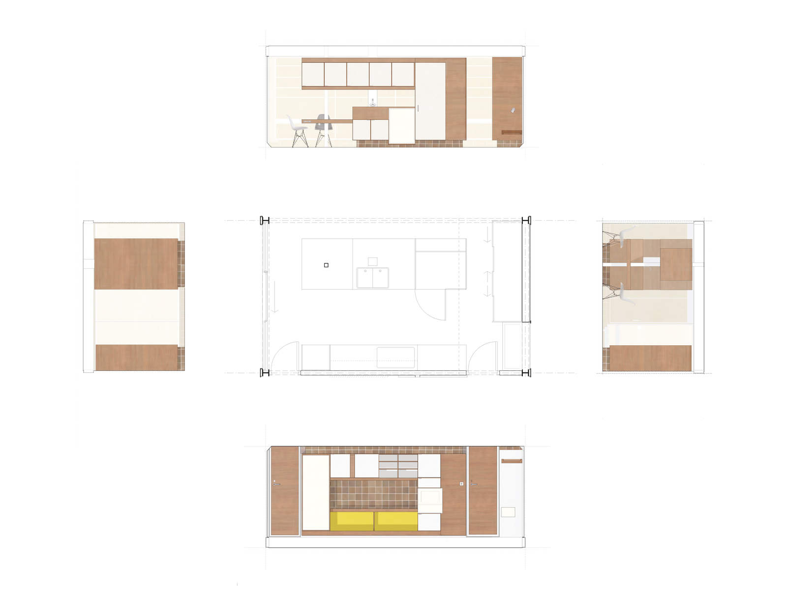 Ellis Miller Achitects Winter House, London