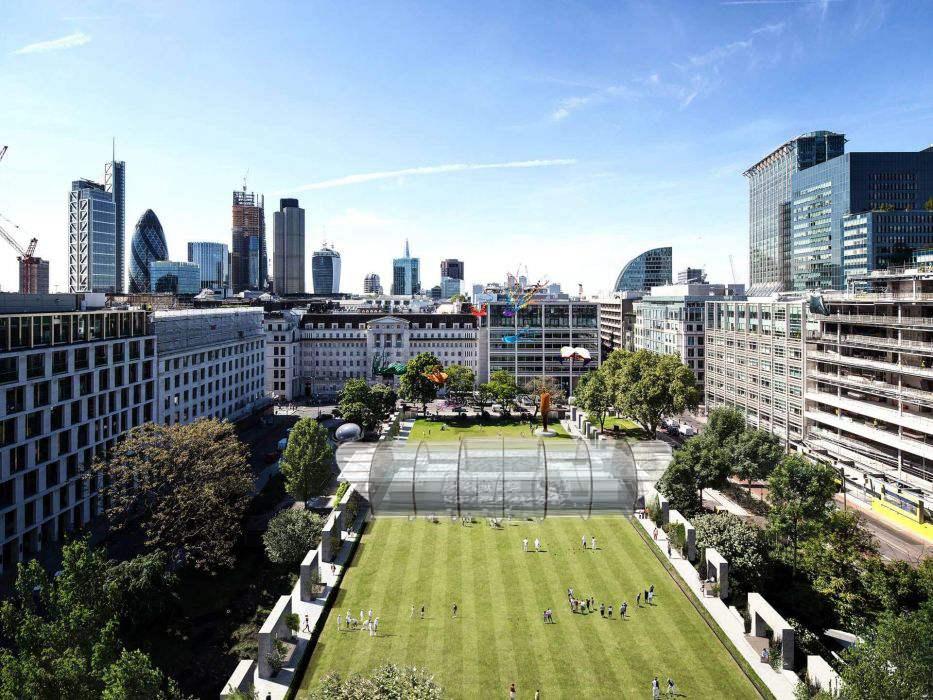 Ellis Miller Achitects Finsbury Square