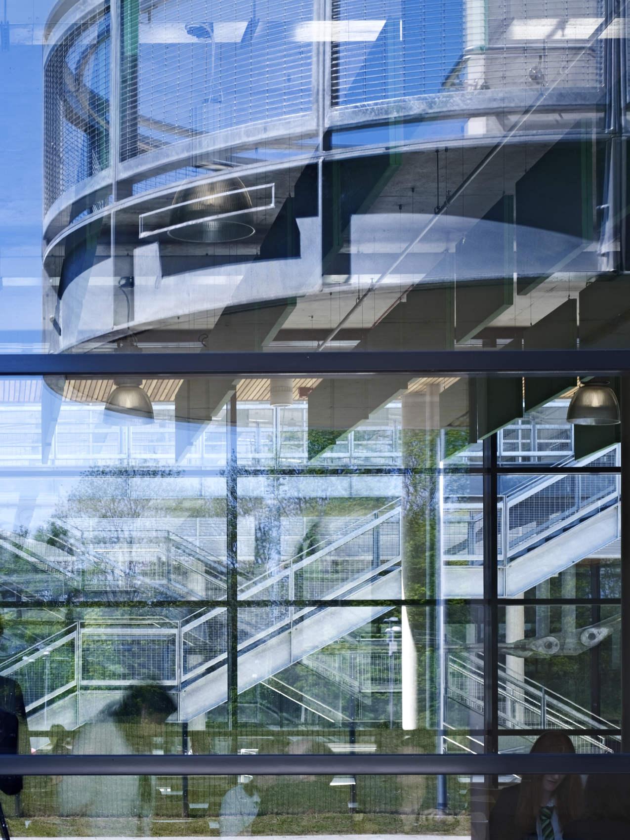 Ellis Miller Achitects Catmose College, Oakham